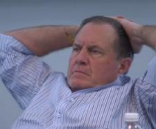 What will Bill Belichick do in the first round of the 2019 NFL Draft? [Image Source: Adam M. Francis/YouTube]