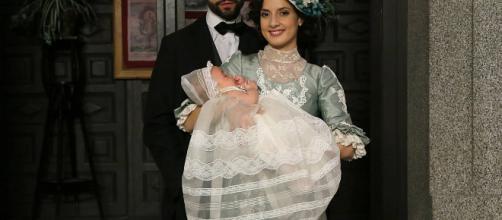 Anticipazioni Una Vita: Celia e Felipe presto sposi