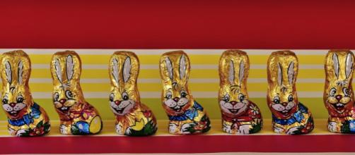 Buona Pasqua in Italia, in Inghilterra Happy Easter, ma si mangia sempre cioccolata