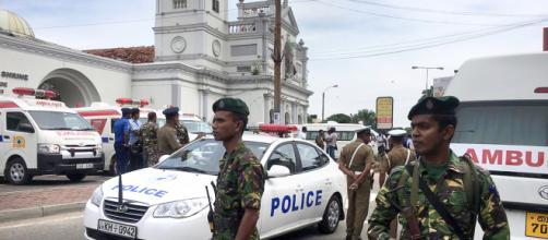 Sri Lanka, sei attentati nel giorno di Pasqua