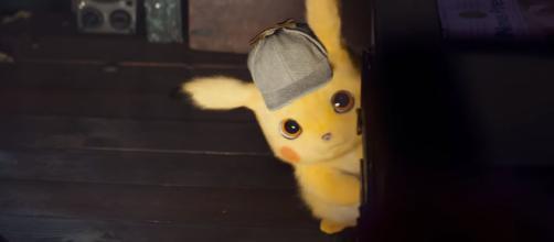 Cena do filme 'Pokémon: Detetive Pikachu'. (Arquivo Blasting News)