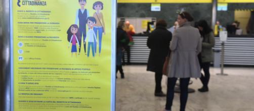 Reddito di cittadinanza, tra 40 e 50 euro la somma ricevuta dal 7% dei primi beneficiari