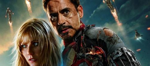 """Tony e Pepper em """"Homem de Ferro"""". (Divulgação/Paramount Pictures)"""