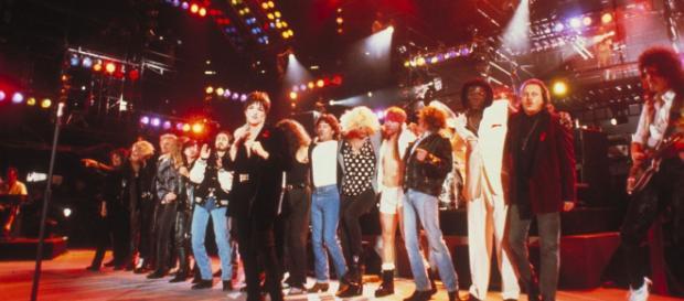 20 aprile 1992: allo stadio di Wembley va in scena il Freddie Mercury Tribute Concert