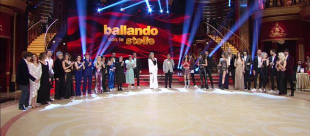Ballando Con Le Stelle 14, quarta puntata: Simona Ventura come 'Ballerina Per Una Notte'.