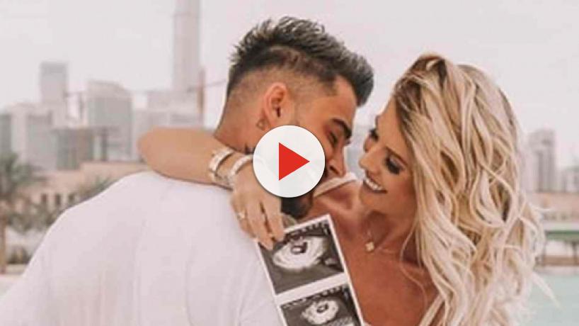 Jessica enceinte de Thibault, le couple officialise sur les réseaux sociaux