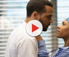 Jackson Avery e Maggie Pierce FONTE: Google