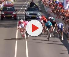 Mathieu Van der Poel vince l'Amstel Gold Race