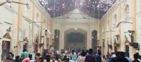 Attacchi terroristici a Pasqua in Sri Lanka