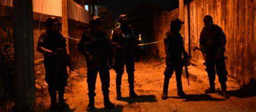 El tiroteo se produjo en en interior de un restaurante en Minatitlán. - infobae.com