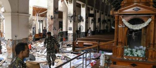 Igrejas, hotéis e condomínios foram atacados. Nenhum grupo reivindicou a autoria dos ataques até o momento. (Arquivo Blasting News)