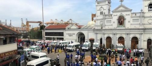 Sri Lanka, esplosioni in chiese ed alberghi: si contano numerose vittime