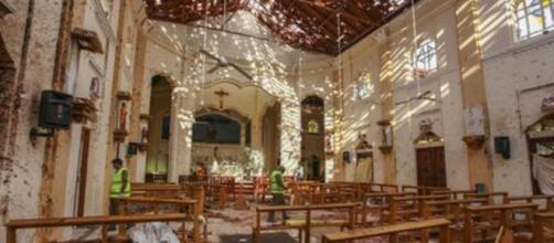 Sri Lanka, terribile strage: 207 vittime e 450 feriti.