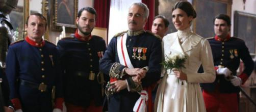 Una Vita, trame: Silvia sposa Zavala nonostante sia innamorata di Arturo