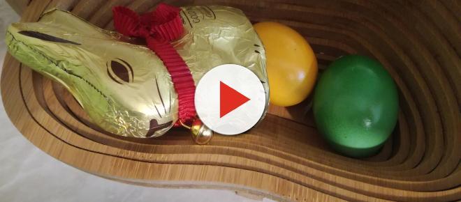 5 modi per smaltire le calorie del cioccolato delle uova di Pasqua