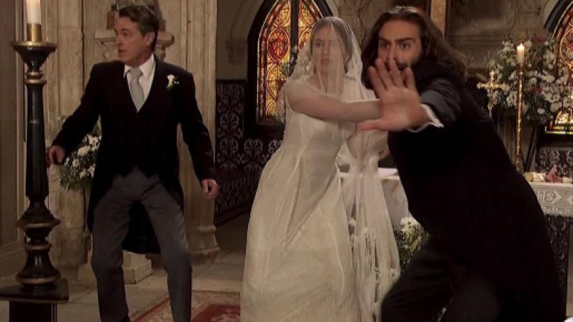 Il segreto, puntata del 22 aprile: Antolina ha paura di essere picchiata dal marito