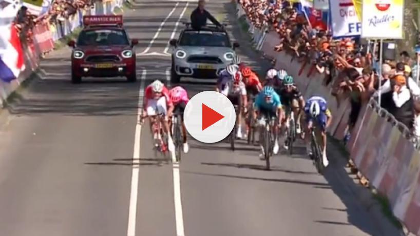 Amstel Gold Race da brividi, vittoria mozzafiato di Van der Poel