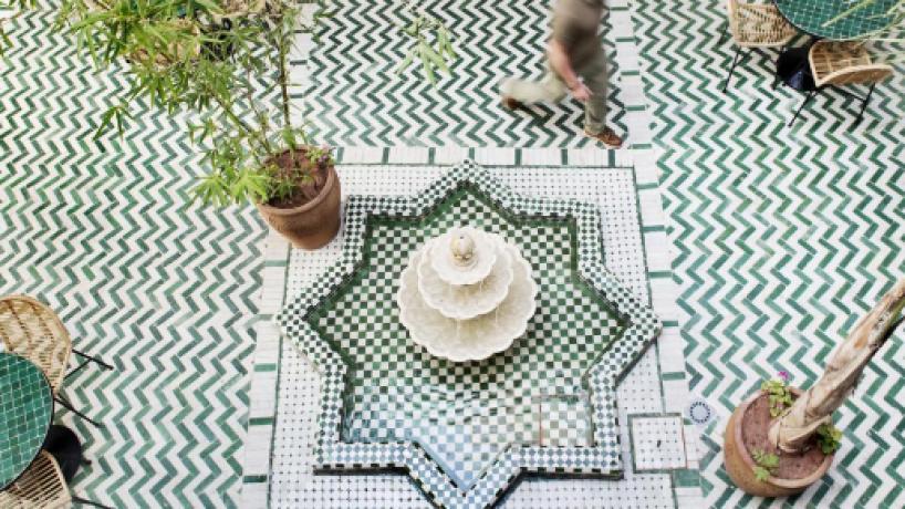 Marrakesh, spopola l'ostello 'Instagram friendly' che costa pochissimo
