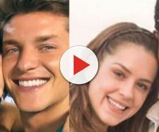 Casais famosos que estão juntos desde que se conheceram na TV. (Reprodução/ Instagram/ @sophiaabrahao/@klebbertoledo)