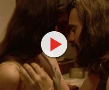 Il Segreto, trame spagnole: Isaac e Elsa fanno l'amore dopo essere tornati insieme