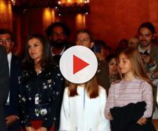 La Familia Real en la Misa de Pascua