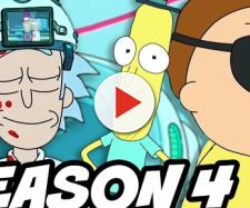 'Rick and Morty' Season 4. Image credits - YouTube / AdultSwim