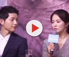 Song Hye Kyo, Song Joong Ki break-up rumors: Kyo's instagram activity makes fans nervous. Image credit:Anna Col/YouTube screenshot