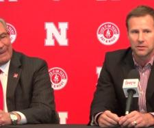 The Nebraska basketball program's recruiting could take an uptick [Image via HuskerOnline Video/YouTube]
