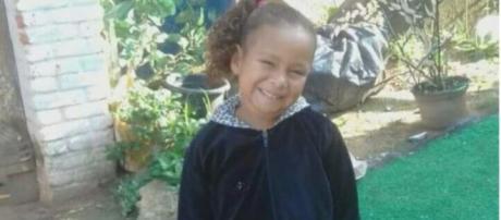 Homem confessa ter matado garota de seis anos no litoral de SP. (Reprodução/Arquivo Pessoal/Diana Soares)