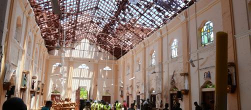 Ataque em igrejas católicas e hotéis no Sri Lanka deixam mais de 200 mortos. (Arquivo Blasting News)