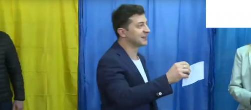 Elezioni Ucraina, vince Zelensky