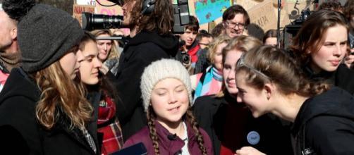 Greta Thunberg e i sospetti di Diego Fusaro