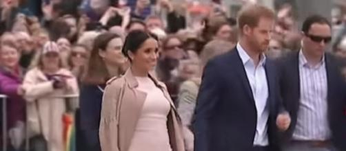 Harry, Meghan may break tradition with royal nanny: Report. [Image source/Good Morning America YouTube video]