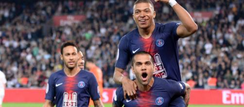 Le Paris Saint-Germain est champion de France