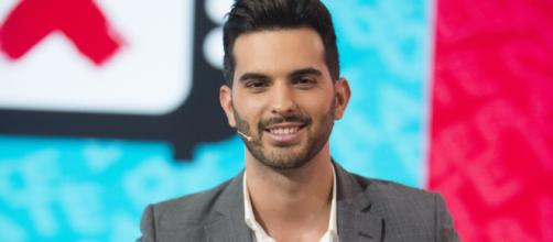 Suso Álvarez en un plató de televisión