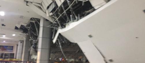 Terremoto Filippine: danni all'aeroporto di Pampanga