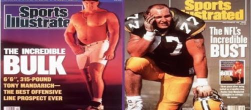 Tony Mandarich once again talked about why he turned into a Packers bust [Image via Greg McLain/YouTube screencap]