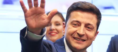 Ucraina, eletto come presidente Volodymyr Zelensky