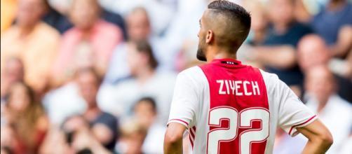 Ziyech finisce nel mirino dell'Inter