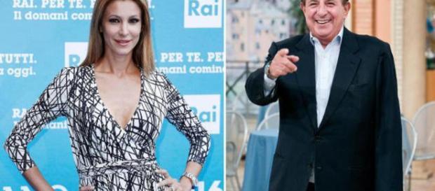 Adriana Volpe risponde alla frecciatina di Giancarlo Magalli