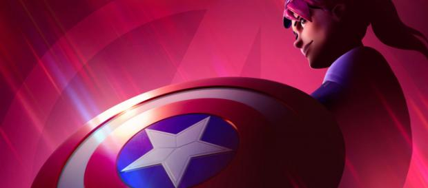 Another Fortnite x Avengers crossover is coming. [Image Source: Epic Games promotional material]