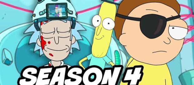 'Rick and Morty' Season 4. Image credits - YouTube / AdultSwim