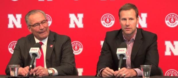 The Nebraska basketball program's recruiting could take an uptick [Image via HuskerOnline Video/YouTube]
