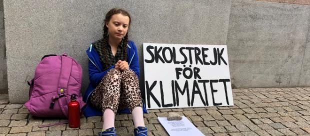 This 15-year-old Girl Breaks Swedish Law for the Climate - medium.com