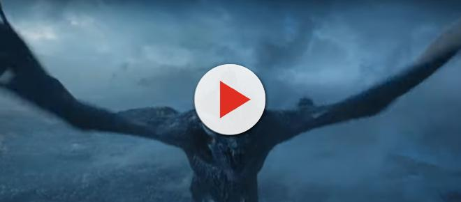 New 'Game of Thrones' theory suggests Night King will fly Viserion to Kings Landing