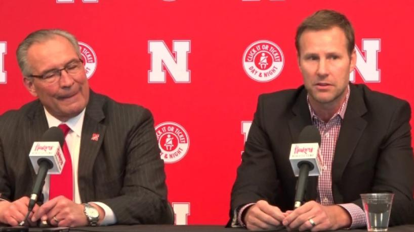 Nebraska basketball could have a legacy card to play when it comes to Ben Carlson