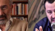 25 aprile, Lerner bacchetta Salvini: 'Imita Mussolini e clona slogan neofascisti'