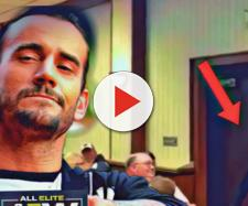 Ex-WWE star CM Punk made a return to wrestling ring. Image credit: Youtube/ MKE & UFC