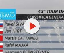La classifica del Tour of the Alps dopo la seconda tappa