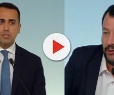 Luigi Di Maio e Matteo Salvini, i due volti del governo